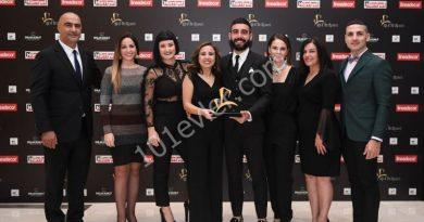 Türkiye'nin Emlak Oscarları olarak bilinen Sign of the City Awards 2018'den bu yıl ilk kez Kuzey Kıbrıs'a büyük ödül verildi