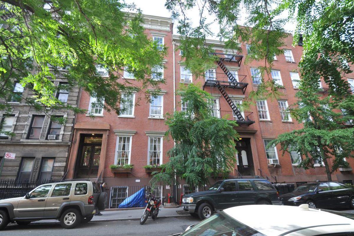 Sarah Jessica Parker ve Matthew Broderick NYC Townhouse'u 15...