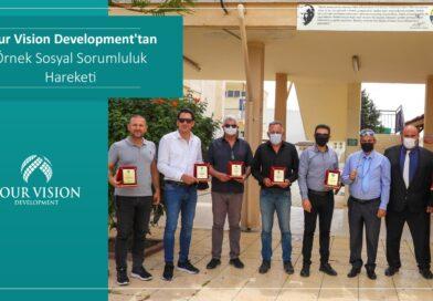 Four Vision Development'tan Örnek Sosyal Sorumluluk Projesi